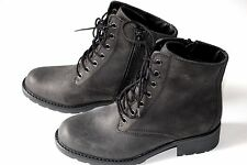 Clarks Orinoco Hope Black Snuff Leather Ladies ankle boots 5/38 E Wide RRP £90