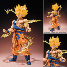 NEUF Japanese Anime Super Saiyan Dragon Ball Z DBZ GOKU PVC Figure Figurine 16cm