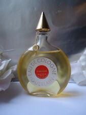 GUERLAIN SHALIMAR EDC 100ml VINTAGE 1970-80s ROUND MONTRE BOTTLE NEW MINT NO BOX
