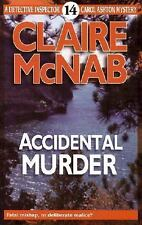 Accidental Murder by Claire McNab Lesbian Fiction Romance Mystery