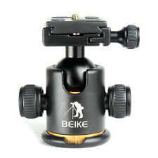 Beike Pro Metal Ball Head + Quick-release Plate for Monopod Tripod & DSLR Cam L3