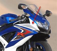 Für Suzuki  Carbon Seiten Verkleidung GSX-R 600 750 K9 K8