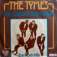 "7"" 1974 SOUL VG++ ! THE TYMES : You Little Trustmaker"