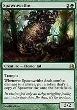 2x Serpifero - Spawnwrithe MTG MAGIC Com Commander Italian