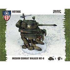 Dust Tactics Model Kit - Hotdog Medium Combat Walker M2 B - D500 - New