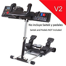 Wheel Stand Pro Saitek Professional Flight Fly Cessna Yoke System Flight Support