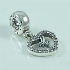Authentic Genuine Pandora Silver Tinkerbell Dangle Disney Charm 791565CZ