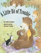 A Little Bit Of Trouble Grindley, Sally Hardcover