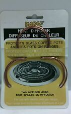 Para Heat Diffusers (2) Pack For Gas & Electric Ranges **NEW** Model#10330