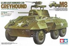 TAMIYA 35228 1/35 U.S. M8 Light Armored Car M8 Greyhound