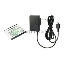 Cell Phone BATTERY for LG cu915 cu920 Vu + Home Charger