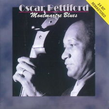 Oscar Pettiford Montmartre Blues (Back In Paradise) 24 BIT Remastered