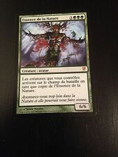 MTG MAGIC INNISTRAD ESSENCE OF THE WILD (FRENCH ESSENCE DE LA NATURE) NM