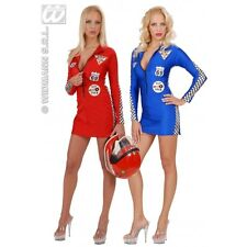 M Ladies Womens Grand Prix Babe Dress Costume Outfit for Car Racing Sport Fancy