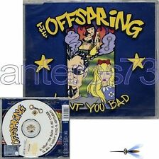 "THE OFFSPRING ""WANT YOU BAD"" CDsingle 4 tracks - SEALED"