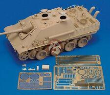 Royal Model 1/35 Jagdpanther Late Version Update Set (for Tamiya kit) 139
