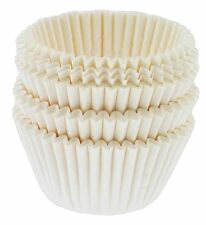 Norpro Mini White Paper Baking Muffin Cupcake Cups Cases Liners Set Of 100 New