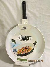 """Bialetti Perfezione 10 1/4"""" Ceramic Nonstick Saute BRAND NEW"""