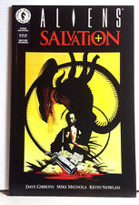 Aliens Salvation Trade Paperback Dark Horse Comic Book- UNREAD  (M5357)