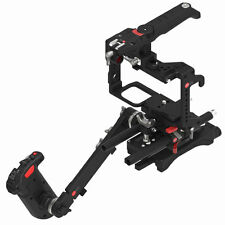 JTZ DP30 DSLR Cage Kamera-Käfig Baseplate Rig Handle For Panasonic GH5/GH4/GH3
