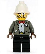 LEGO Dr Kilroy Adventurers Minifig NEW