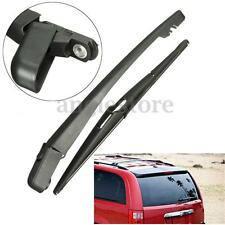 Rear Window Wiper Arm & Blade & Nut For Dodge Caravan Chrysler Town & Country