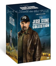 Jesse Stone Series Limited Edition Tom Selleck Collection 8 Film DVD Box Set NEW