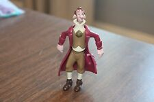 "McDonalds 4"" 2002 Doctor Doppler #7 Treasure Planet Action Figure Happy Meal Toy"