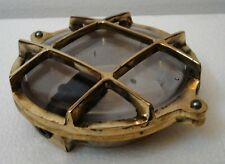 Marine BRASS DECK Light - Little - Maritime / Nautical  - 100% SATISFACTION (A)