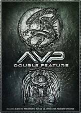 Alien vs. Predator/Alien vs. Predator:Requiem New Never Use(DVD, 2014, 2-Disc Se