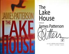 James Patterson~The Lake House~SIGNED~1st/1st~NOT Personalized!!