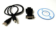 USB to RS232 Serial 9 Pin DB9 high speed Cable Adapter