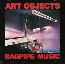 Bagpipe Music [Bonus Tracks] by Art Objects (CD, Mar-2007, Cherry Red)