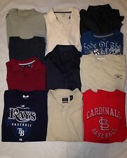 50PC Mixed Men's Wholesale Clothing Lot Perfect For Resale!