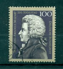 Allemagne -Germany 1991 - Michel n. 1571 - Wolfgang Amadeus Mozart