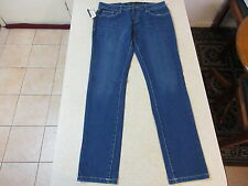Women's LEE 'Riders - Bumster Super Skinny' Size 13 AU Jeans Blue Brand New Slim