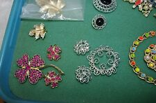 VINTAGe SARAH COVENTRY GROUP OF 8 SETS ...MOST NEW FROM OLD STOCK  R.S