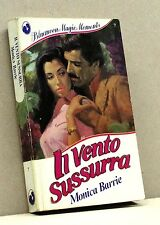 IL VENTO SUSSURRA - M. Barrie [Libro, Bluemoon magic moments n.7]