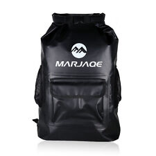22L Waterproof Dry Bag Backpack Pouch for Boating Sports Camping Hiking Kayaking