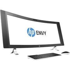 "HP ENVY Curved 34-A022 - 34"" LED AIO PC Intel i5 2.20GHz 8GB 1TB N0B46AA#ABA"
