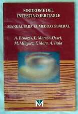 SINDROME DEL INTESTINO IRRITABLE - MANUAL PARA EL MÉDICO GENERAL - MERANINI 1995