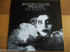 """ANTHONY COLLINS - THE SHADE EP 12"""" RECORD / VINYL - DARKROOM DUBS - DRD014"""