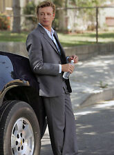 PHOTO MENTALIST - SIMON BAKER /11X15 CM #3