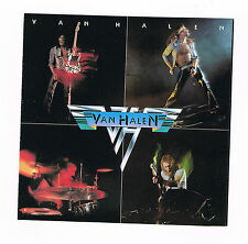 VAN HALEN - 1978 - DIGITALLY REMASTERED - 11 TITRES - CD COMME NEUF