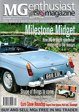 MG Enthusiast Magazine April 2000 (26.1) Pre-War Midget comes of age with MG TA