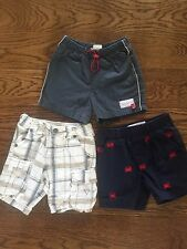 LOT of 3 Boys 12m Shorts Chevignon Baby Guess Jeans Skedaddle 12-18m