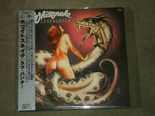 Whitesnake Love Hunter Japan Mini LP