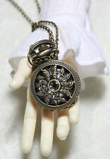 Doll size SD Dollfie BJD Mini Pocket Watch Clock Time DELF 1/3 scale 102