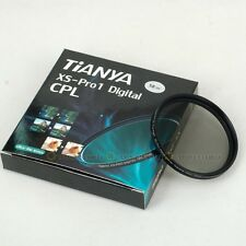 TIANYA 58mm 58 mm XS-Pro1 Glass Circular Polarizing C-PL PL-CIR Slim CPL Filter