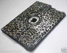360°Rotate Animal Print Smart Cover Leather Case For Apple iPad 2 New IPad 3/4